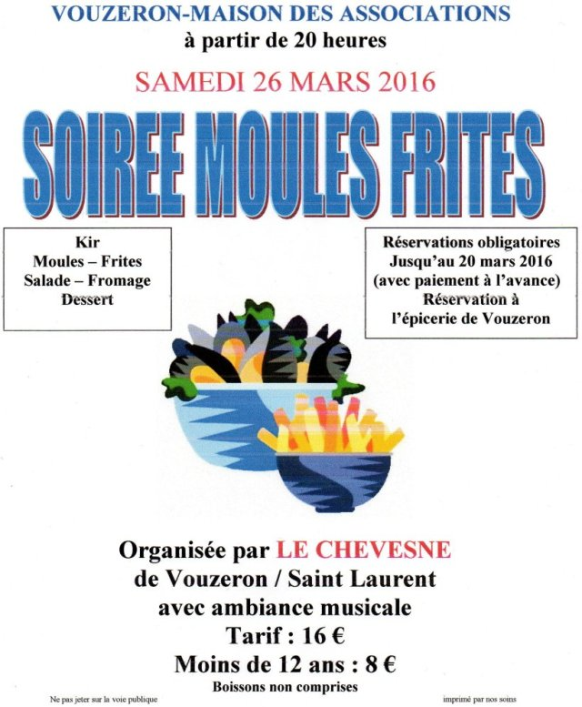moulesfrites