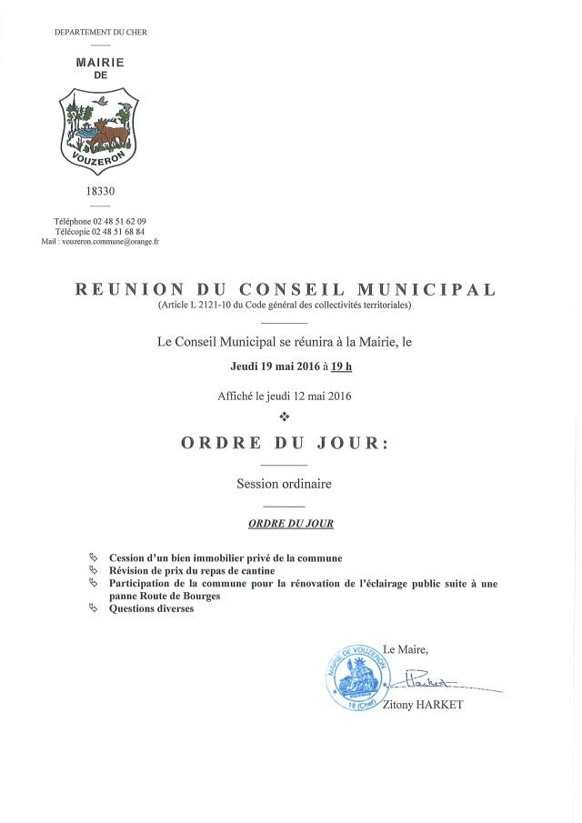 CM Mai pour site infos